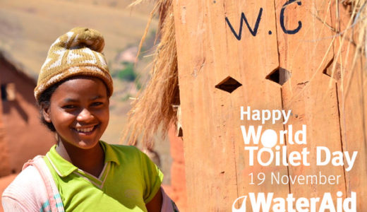 [182] Lack of Sanitation Tops the Agenda on World Toilet Day