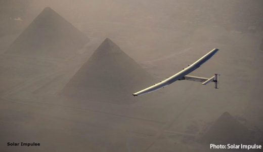 [211] Solar airplane to complete round-the-world flight