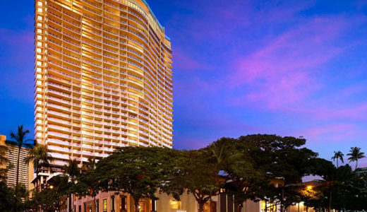 [218] Waikiki Hawaii opens new New Ritz Carlton hotel