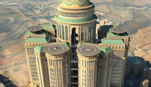 [241] World's largest hotel to open in Saudi Arabia