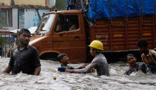 [245] Hurricanes and monsoons strike worldwide