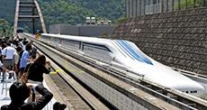[134] Tokyo 500kph Bullet Train