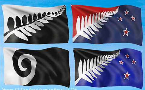 [173] New Zealand needs a new flag
