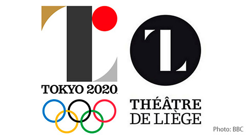 [174] Was the Tokyo 2020 Olympic logo illegally copied?
