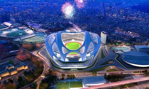 [175] New Stadium Design for 2020 Tokyo Olympics?