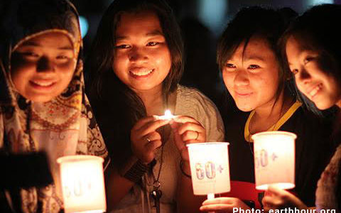 [196] Global Earth Hour