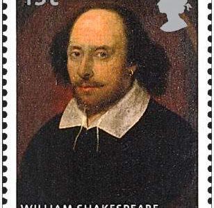 [197] English playwright William Shakespeare