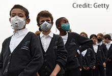 [141] Schools in Beijing using air domes