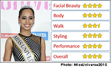 [152] Mixed-Race Winner for Japan at Miss Universe Contest